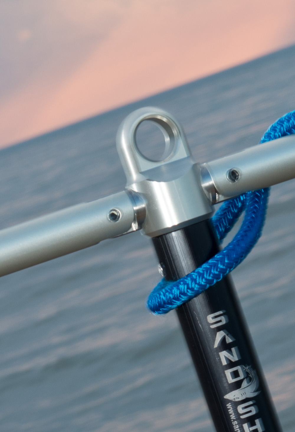 Best Way To Secure Your Boat Or Jet Ski Using A Sandshark Anchor At The Beach In Sand