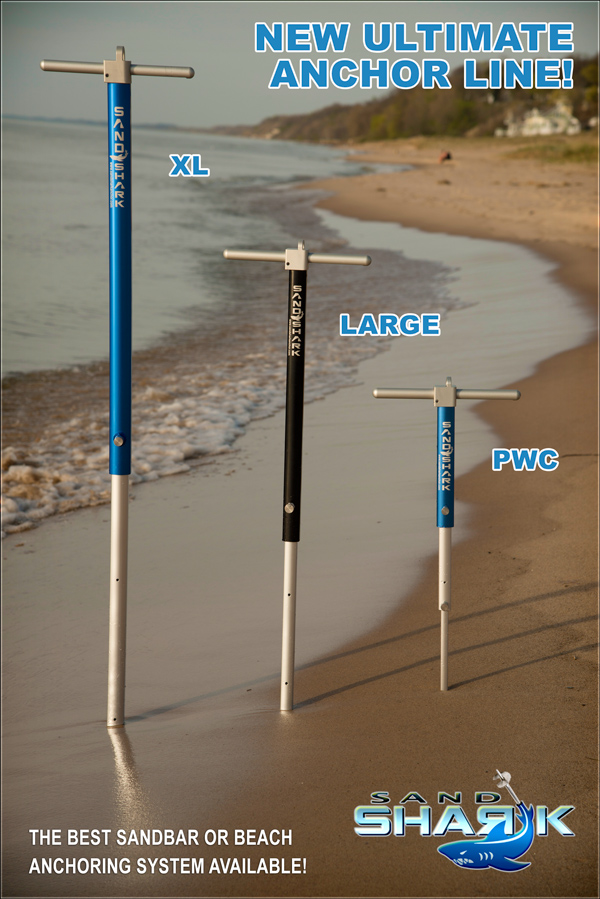 New Sandshark Ultimate Anchors Products